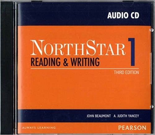 NorthStar Reading and Writing 4ed 1 Classroom AudioCDs