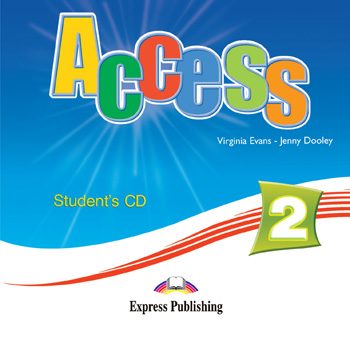 Access 2 Student's Audio CD