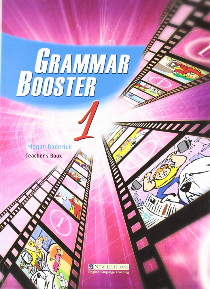 Grammar Booster 1 Teacher's Book