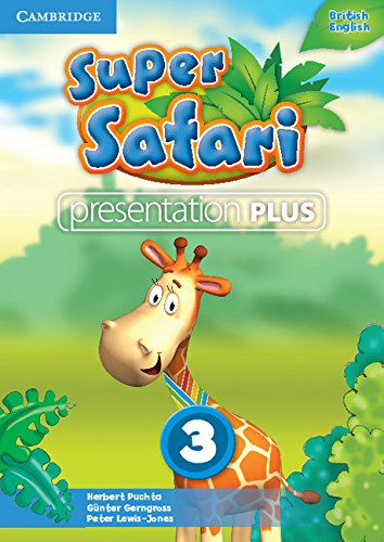 Super Safari 3 Presentation Plus DVD-ROM