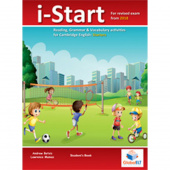 Cambridge YLE Starters I-START - 2018 Format - Student's Book + CD