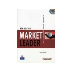 New Market Leader Intermediate Practice File with Audio CD
