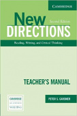 New Directions Second edition Teacher's Manual