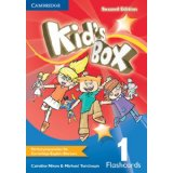 Kid's Box Second Edition 1 Flashcards (Pack of 96)