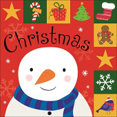 Priddy Roger. Mini Tab: Christmas  (board bk)