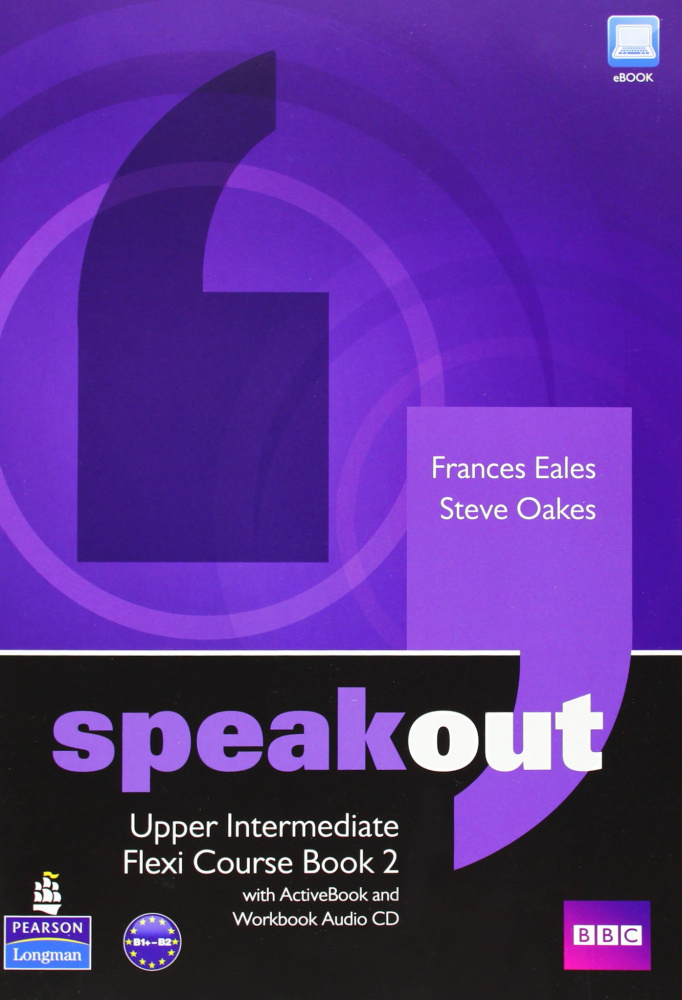 Speakout Upper-Intermediate Flexi Course Book 2 Pack