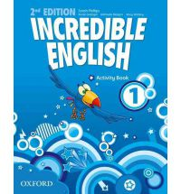 Incredible English (Second Edition)  Level 1 Activity Book