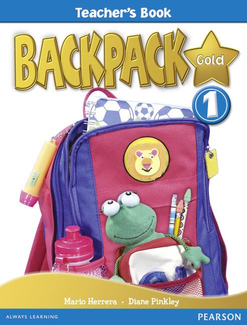Backpack Gold Level 1 Teacher's Book