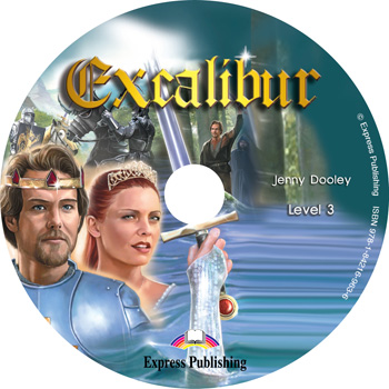 Graded Readers Level 3 Excalibur Audio CD