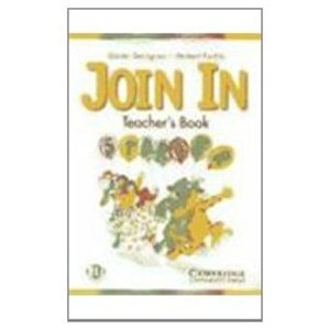 Join In Starter Teacher's Book