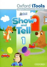Show and Tell Level 1 iTools
