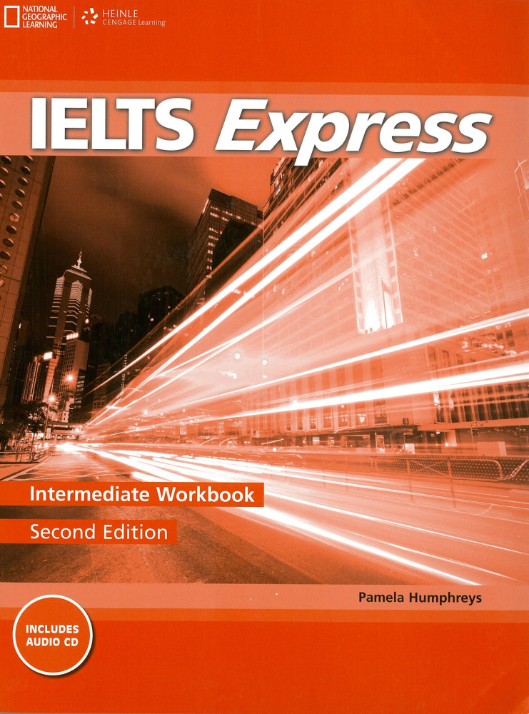 IELTS Express Second Edition Intermediate Workbook