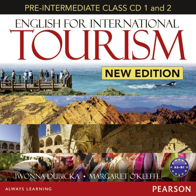 English for International Tourism New Edition Pre-intermediate Class Audio CD