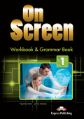 On Screen 1 Workbook & Grammar Book (with Digibook App.)