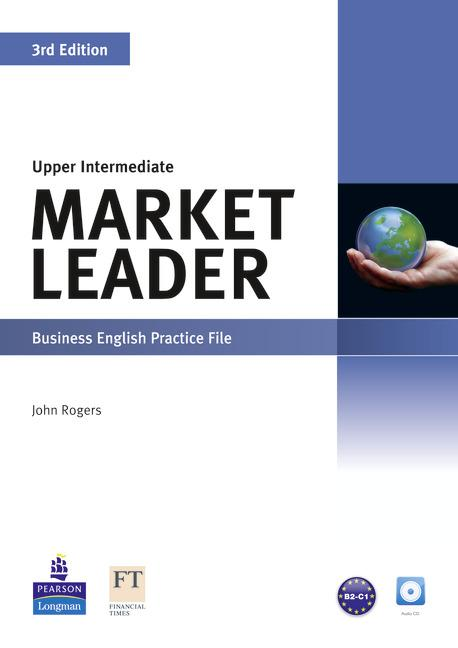 Market Leader 3rd Edition Upper-Intermediate Practice File and Practice File CD Pack