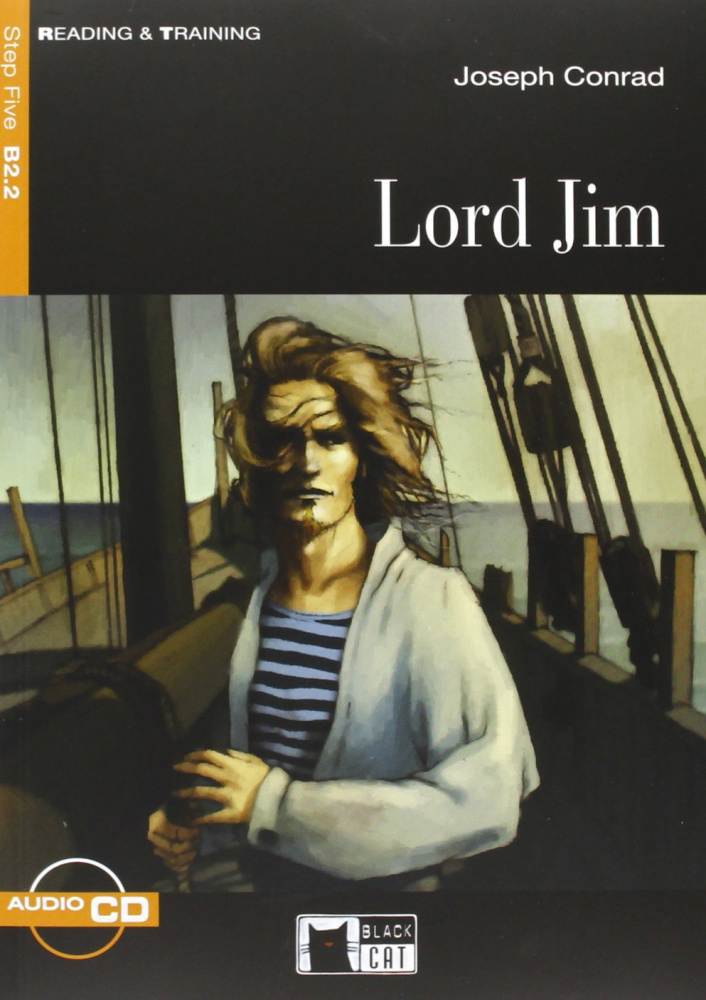 Reading & Training Step 5: Lord Jim + Audio CD