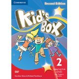 Kid's Box Second Edition 2 Interactive DVD (NTSC) with Teacher's Booklet