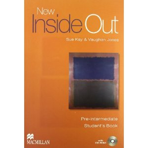 New Inside Out Pre-intermediate Student's Book + CD-ROM Pack