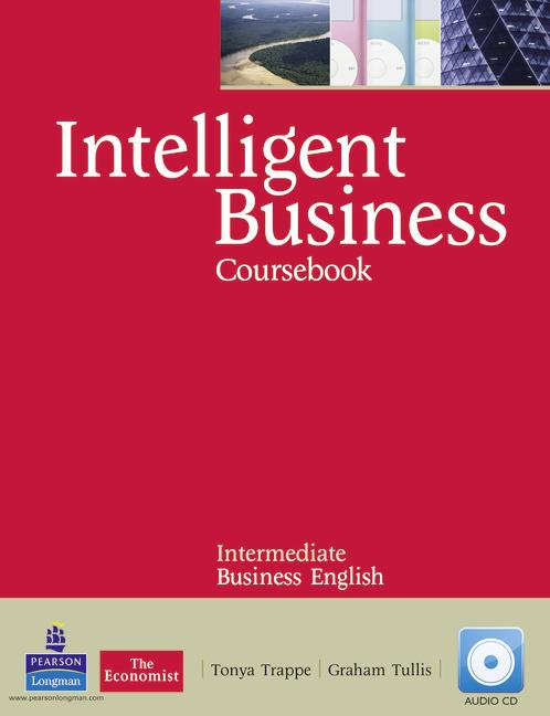 Intelligent Business Intermediate Coursebook (with Class Audio CD)