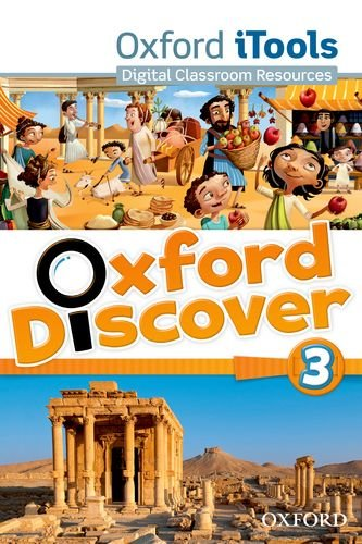 Oxford Discover 3  iTools: DVD-ROM