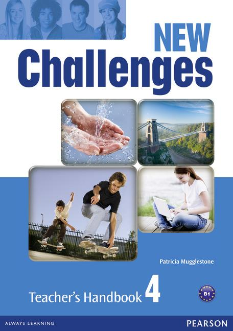 New Challenges 4  Teacher's Pack (Book with Test Master CD-ROM)