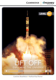 Cambridge Discovery Education Interactive Readers (B2+) High Intermediate Lift Off: Exploring the Universe (Book with Online Access)