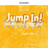 Jump In!: Level B Class Audio CD