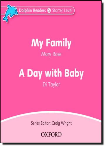 Dolphin Readers Starter My Family & A Day with Baby - Audio CD
