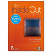 New Inside Out Pre-intermediate + eBook Student's Pack
