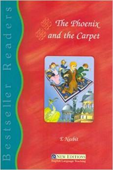 Bestseller Readers Level 3: The Phoenix and the Carpet with CD