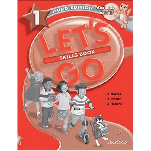Let's Go Third Edition 1 Skills Book with Audio CD Pack