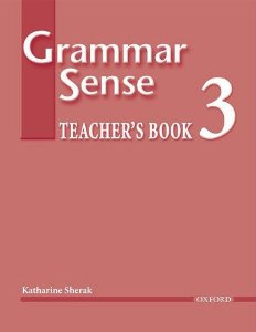 Grammar Sense 3 Teacher's Book Pack