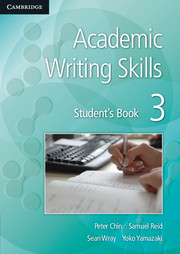 Academic Writing Skills 3 Student's Book