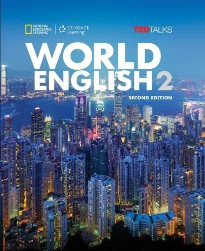 World English Second Edition 2 Student Book with OWB Access