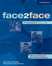 face2face Pre-Intermediate Teacher's Book