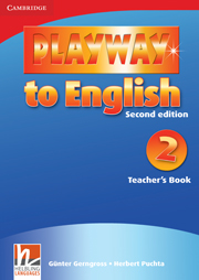 Playway to English (Second Edition) 2 Teacher's Book