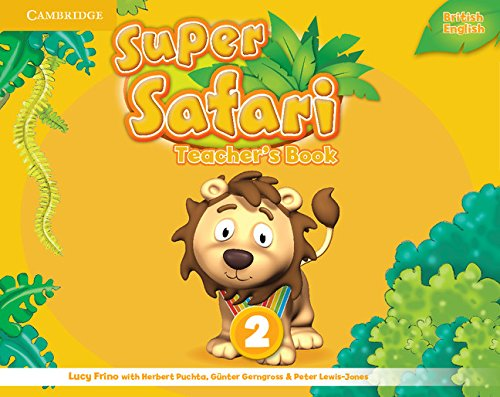 Super Safari 2 Teacher's Book