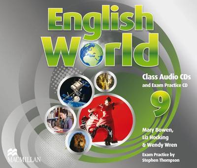 English World 9 Audio CDs (3) (Лицензия)