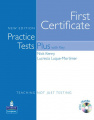 First Certificate Practice Tests Plus New Edition