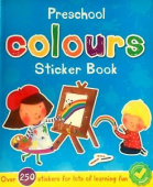 S & A Preschool: Colours