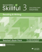 Skillful Second Edition 3 Reading and Writing Premium Teacher's Pack