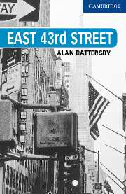 East 43rd Street (with Audio CD)