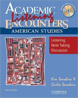 Academic Encounters: American Studies - Listening Student's Book with Audio CD