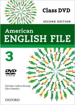 American English File Second edition Level 3 Class DVD