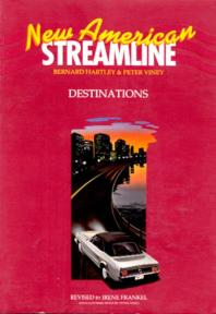 New American Streamline Destinations Student Book