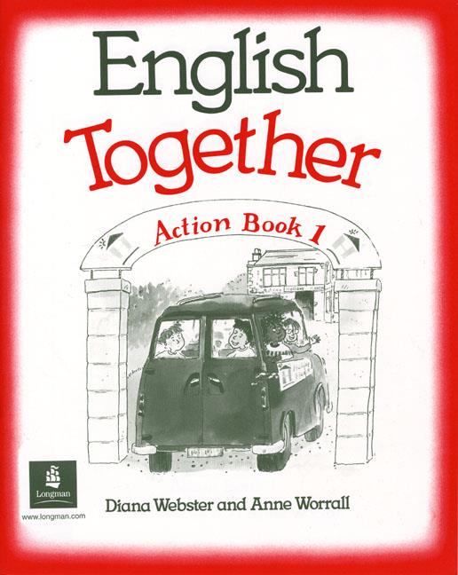 English Together 1 Action Book