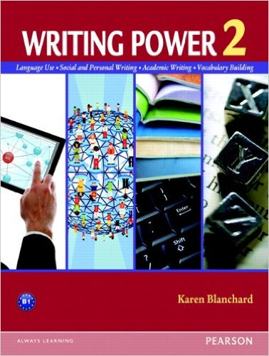 Writing Power 2 Student Book
