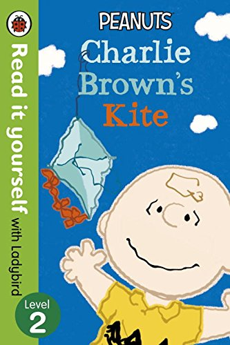 Ladybird Read It Yourself Level 2: Peanuts Charlie Brown's Kite (HB)