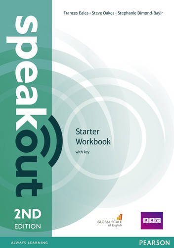 Speakout Second Edition Starter Workbook with Key