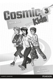 Cosmic Kids 3 Test Book